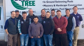 Blue Tree Landscaping Team