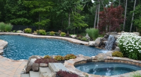 Custom Freeform Pool
