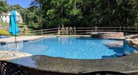 Freeform-pool
