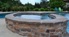 Raised-Spa-In-Ground-Swimming-Pool