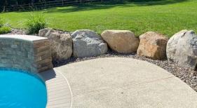 boulder-landscaping