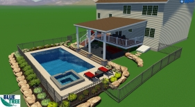 Pool Design in Montgomery County