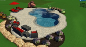 Inground Pool Design