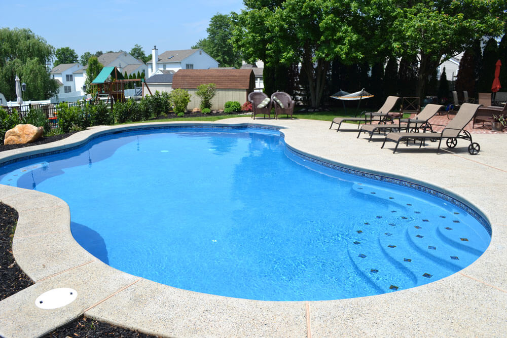 Create An Inviting Pool Deck For Every Season