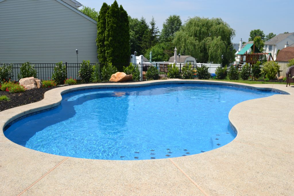 Turn Your Pool Deck Into An Inviting Space All Year Long