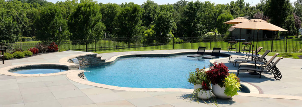 King of Prussia Pool Design and Construction
