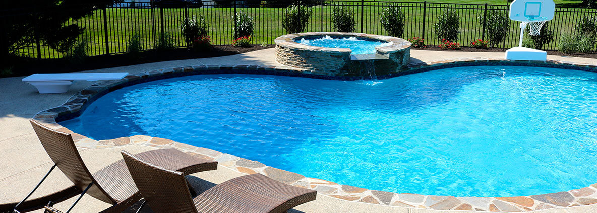 Custom Pools Gallery
